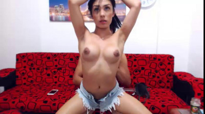 Amateur Webcam Shemale Saharaandvincent