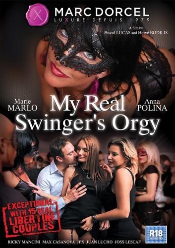 My Real Swinger's Orgy