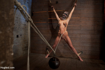 Scene 4-4 Of Nov's Show – Brutal Gag, Devastating Orgasms, A Crotch Rope From Hell Total Suffering