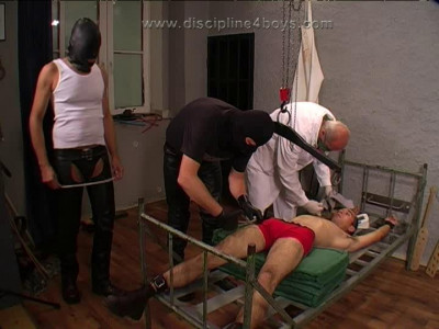 Discipline4Boys - This I will teach you