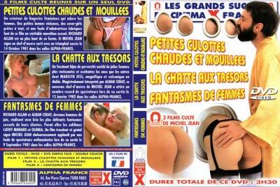 Fantasmes de Femmes (1984) (Michel Jean, Alpha France)