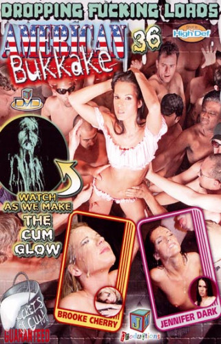 Bukkake From USA #36