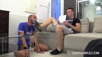 Hardkinks — Str8 Master Flatmate — Kalel, Tyler Roding