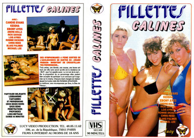 Fillettes Calines
