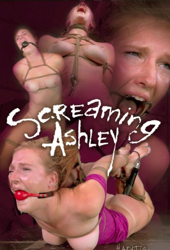 Hardtied - Oct 08, 2014 - Screaming Ashley - Ashley Lane - Jack Hammer