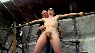 A Sensitive Cock Drained