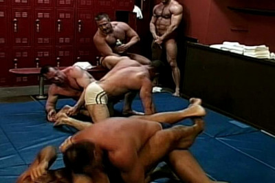 Locker Room Rumble 3
