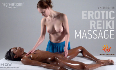 Valerie - Erotic Reiki Massage