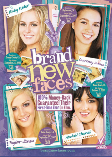 Brand New Faces #1