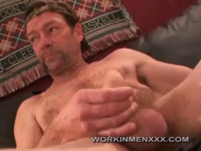 Carpenter Steve Jacks Off