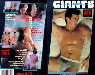 Giants (Its So Much Larger Than Life) – Eric Manchester, Jeff Converse (1987)