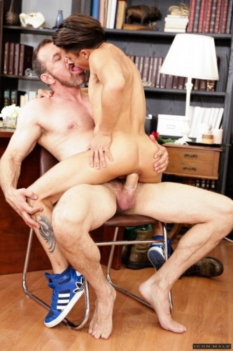 IconMale Gentlemen Love Boy Toys - Armond Rizzo & Max Sargent