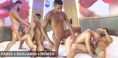Meninos Online – Fabio Ferraz, Benjamin & Romeu