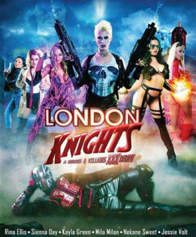 London Knights: A Heroes And Villains