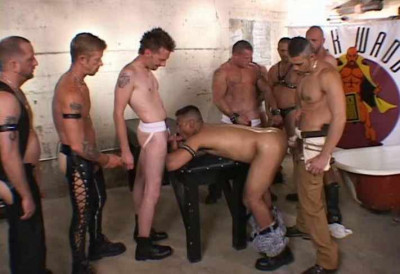 Dirty Gangbang Party