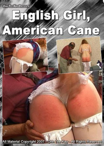 English Girl American Cane