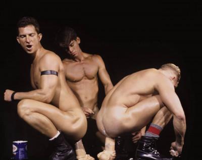 Ray Butler, Matt Gunther And Jarod Clark