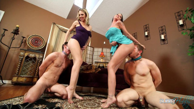 Raven Bay, Alina Long Cucky Boy Play Date Ass Worship (2015)