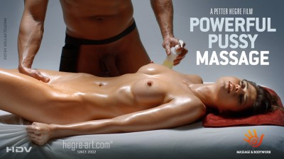 Hegre-Art — Powerful Pussy Massage