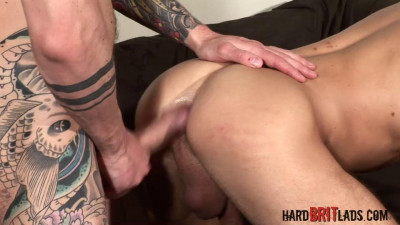 Harley Everett Fucks Brandon's Ass (540p)