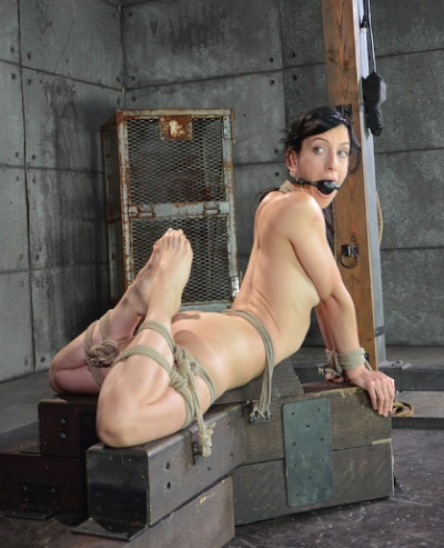 HT – Elise Graves, Jack Hammer – Bondage Therapy – Oct 22, 2014 – HD