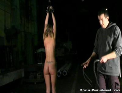 Brutal Punishment bdsm video 8
