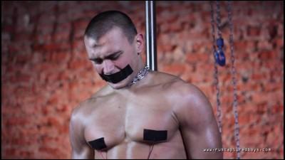RusCapturedBoys — Judoist Vitaly in Slavery — Pt 2