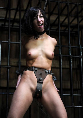 Iron bikini for slave