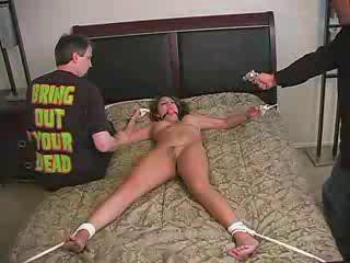 Knock Out Bondage Part 17