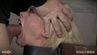 SB Nov 16, 2016 – Nadia White Is Severely Bound In Metal, Completely Helpless On A Sybian
