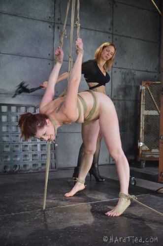 HT - Sensation Slut - Cici Rhodes, Rain DeGrey - Nov 5, 2014