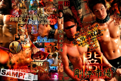 KKUR037 - Illegal Brawny Bodies Market - Love Android - Asian Gay, Sex, Unusual