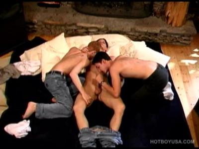 Brayden, Chris & Jarrin