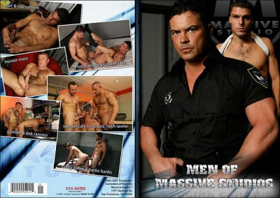 Men of Massive Studio: Volume 15 (2009)