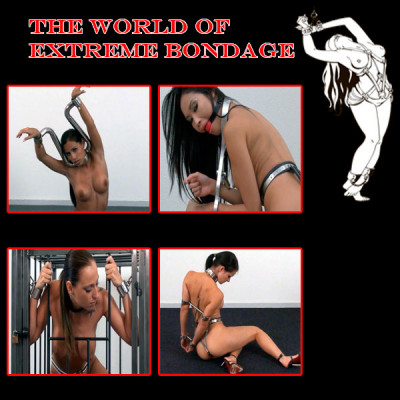 The world of extreme bondage 43