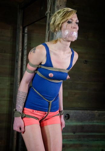 Slut got to torture