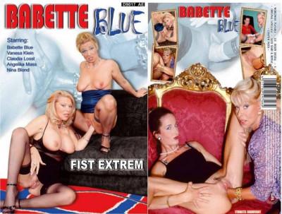 Babette Blue. Fist Extrem