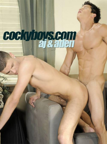 AJ Irons and Aden Stone