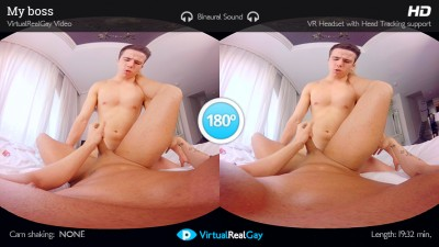 Virtual Real Gay — My Boss (Android/iPhone)