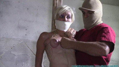 Extreme – Helpless Captive Gets Painful Bondage Torture. Part1