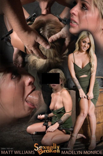 SexuallyBroken - October 07, 2015 - Madelyn Monroe, Matt Williams, Maestro