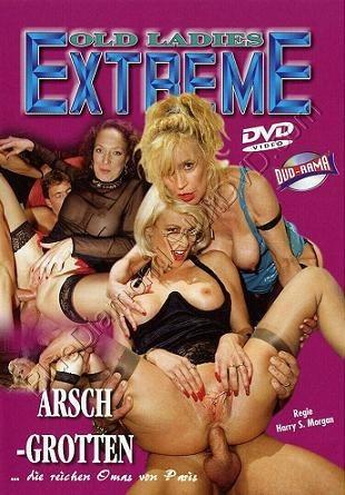 Old Ladies Extreme: Arsch-Grotten