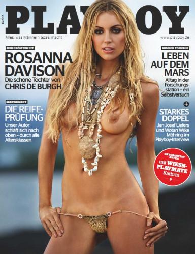 Playboy Gernany 2012