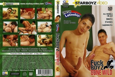 Fuckboyz Gone Wild (Roberto Escorda / Starboyz Video - OTB)