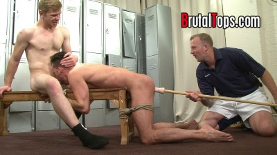 BrutalTops Session 334 - Master Derek and Master Edward