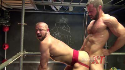 Raw Passion – Felipe Ferro & Jose Quevedo – Bareback