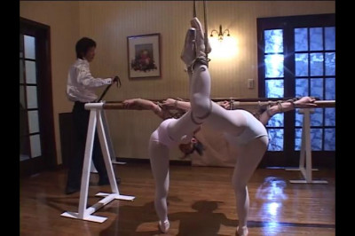 Description A Lesson of Tyranny - Shibari Ballerina