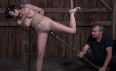 Hardtied-Ropemantic Nyssa Nevers Pd