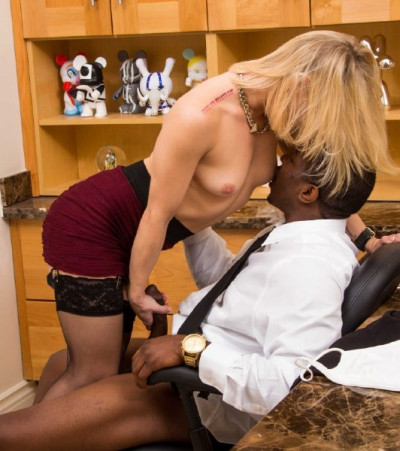 Ash Hollywood — Naughty Office (2015)