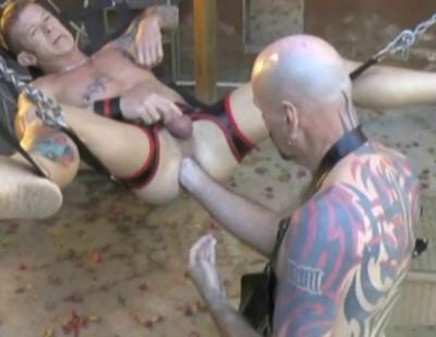 Hardcore anal fisting